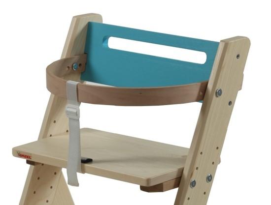 příslušenství dětské rostoucí židle ZUZU pro nejmenší