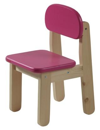 Obrázok pre výrobcu Detská stolička  PUPPI  - RUŽOVÁ