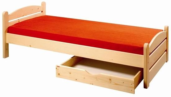 Úložný prostor pod postele poloviční. Gazel