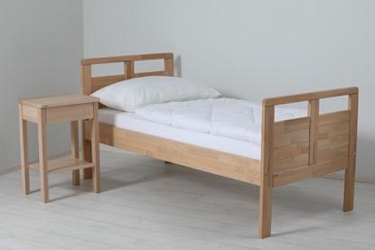 Vysoká postel, postel pro seniory Gazel