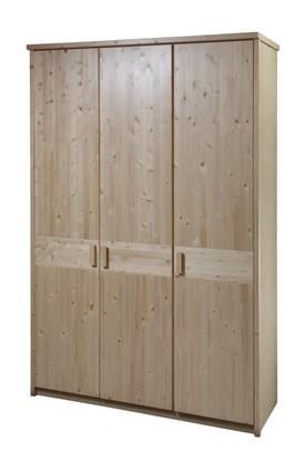 Šatní skříň v provedení smrk nebo buk do ložnice i pro dětský pokoj. Gazel