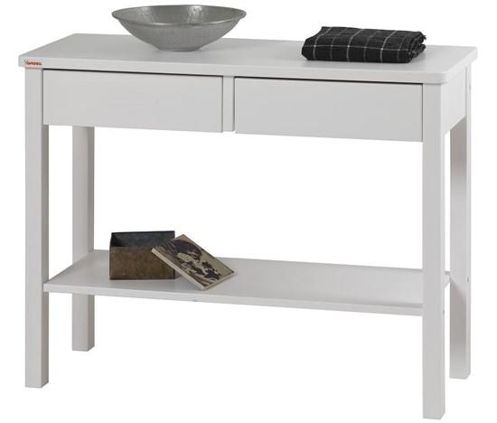 Konzolový stolek bílý Gazel